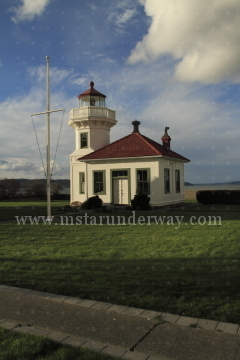 The Mukilteo Lighthouse